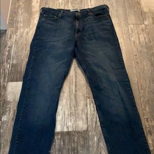 Wrangler Relaxed Fit Jeans 38x32